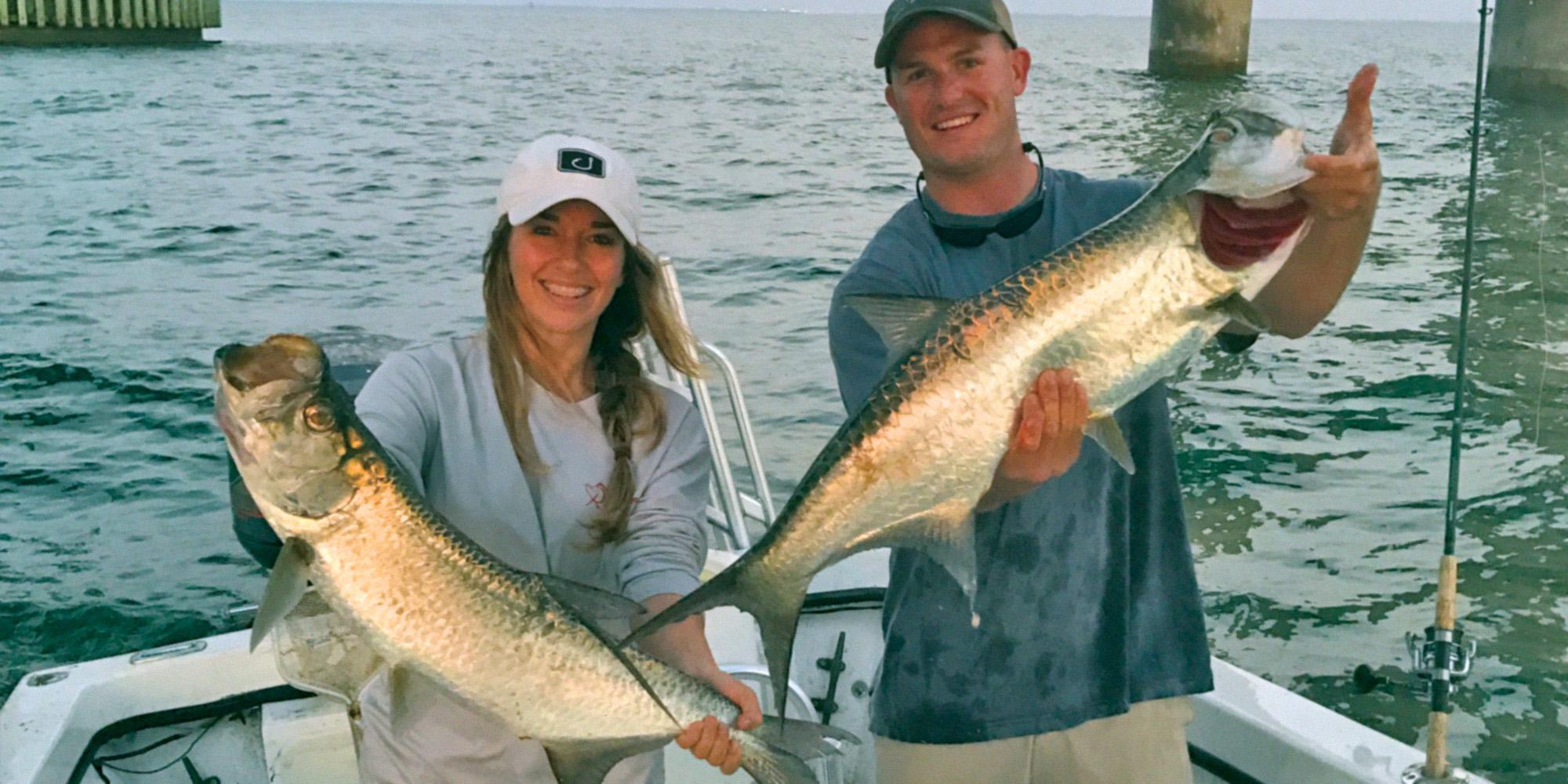 Tarpon Reel Time Fishing Charters